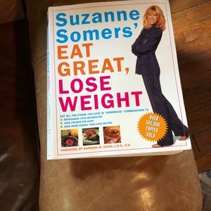 Suzanne Somers' Eat Great, Lose Weight paperback